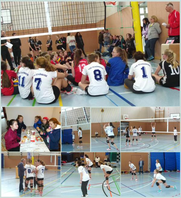 wU15 Volleyball Qualifikation Hessenjugendpokal